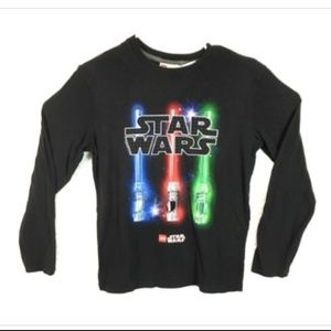 Star Wars Boys Long Sleeve T-Shirt